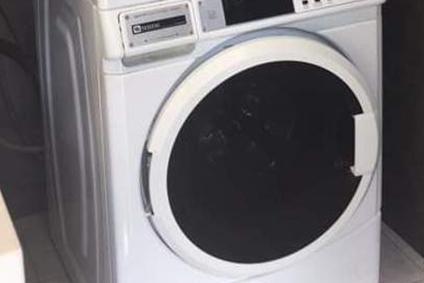 Machine à laver du camping Pré des moines