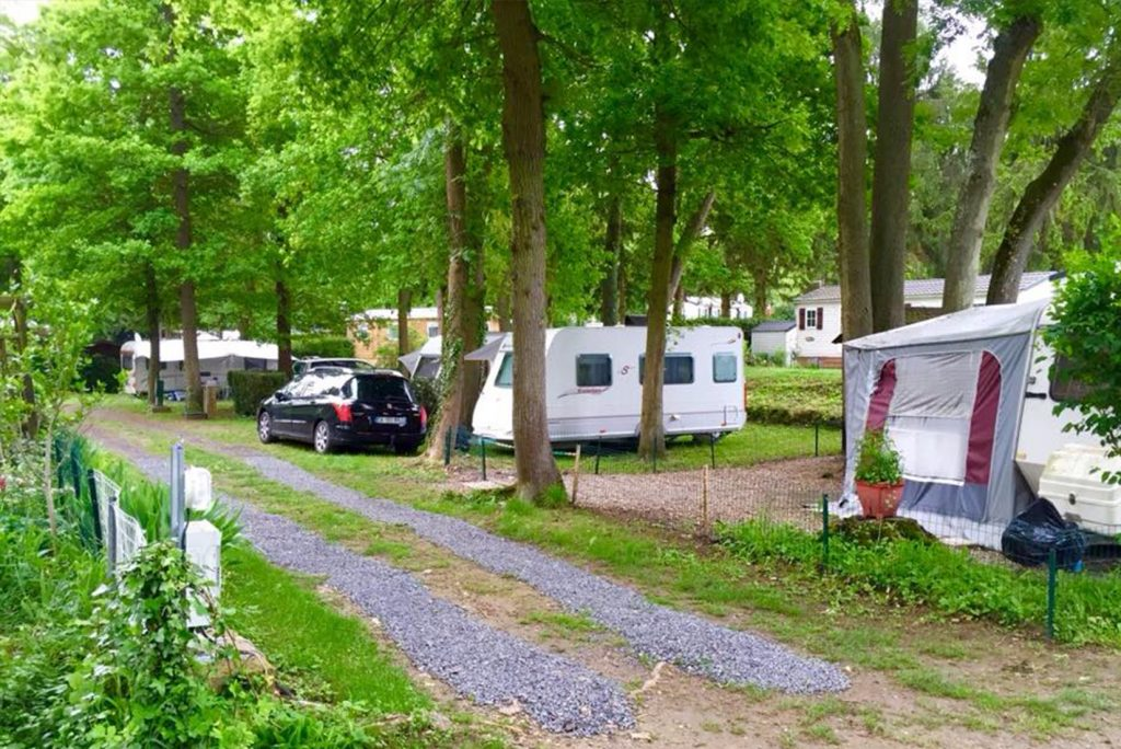 Camping Pré des moines