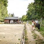 Boulodrome du camping Pré des moines