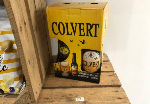 Bière Colvert