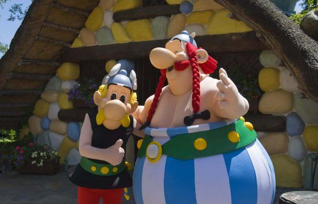 Asterix et Obelix au Parc Asterix