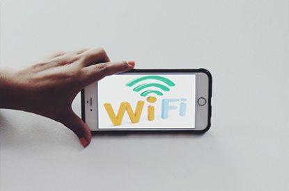 Wifi du camping Pré des moines